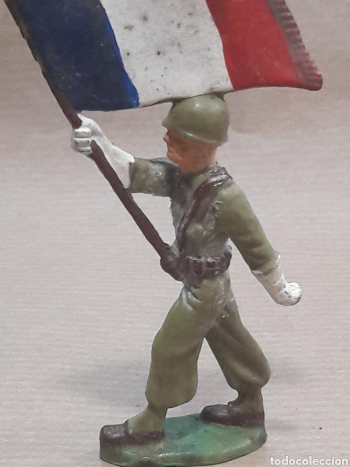 Figuras de Goma y PVC: GRAN LOTE GUERRA MUNDIAL STARLUX FRANCIA - Foto 2 - 175835352