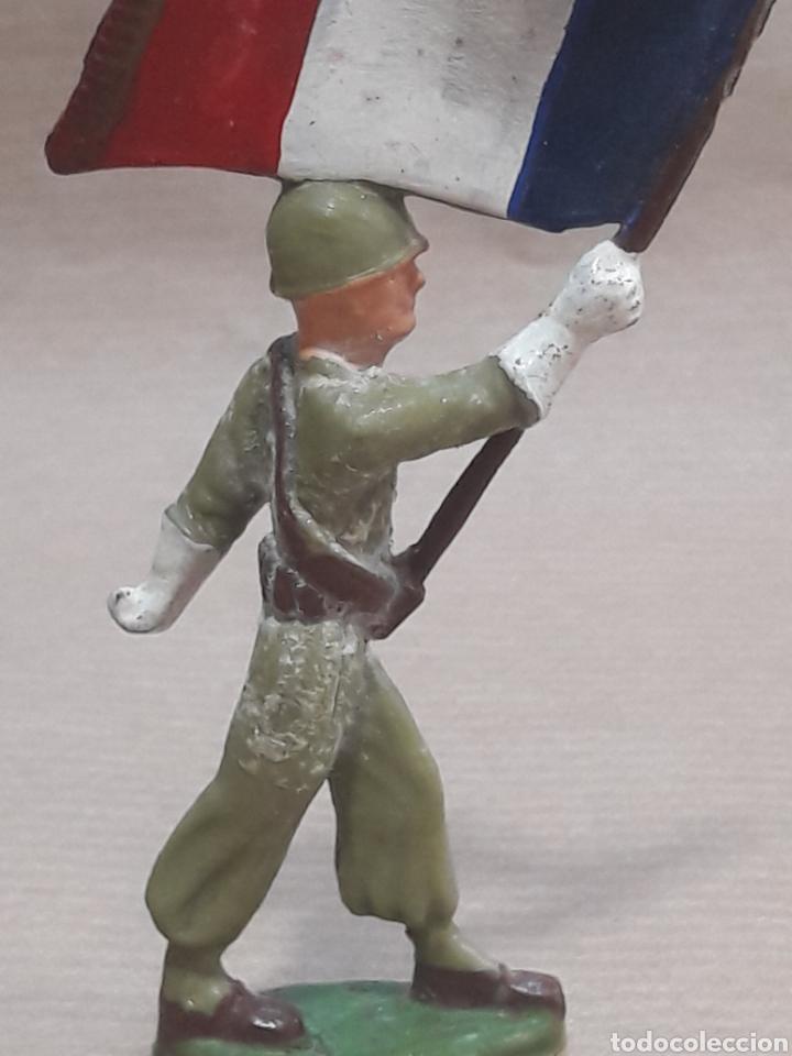 Figuras de Goma y PVC: GRAN LOTE GUERRA MUNDIAL STARLUX FRANCIA - Foto 3 - 175835352