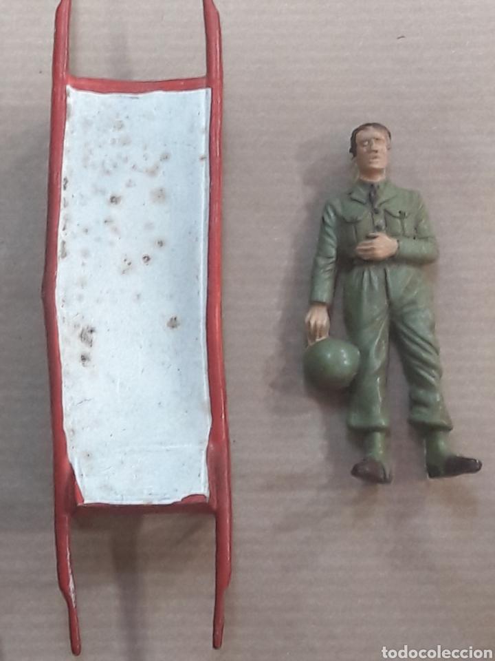 Figuras de Goma y PVC: GRAN LOTE GUERRA MUNDIAL STARLUX FRANCIA - Foto 4 - 175835352