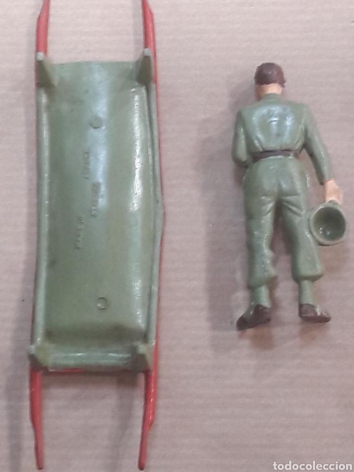 Figuras de Goma y PVC: GRAN LOTE GUERRA MUNDIAL STARLUX FRANCIA - Foto 5 - 175835352