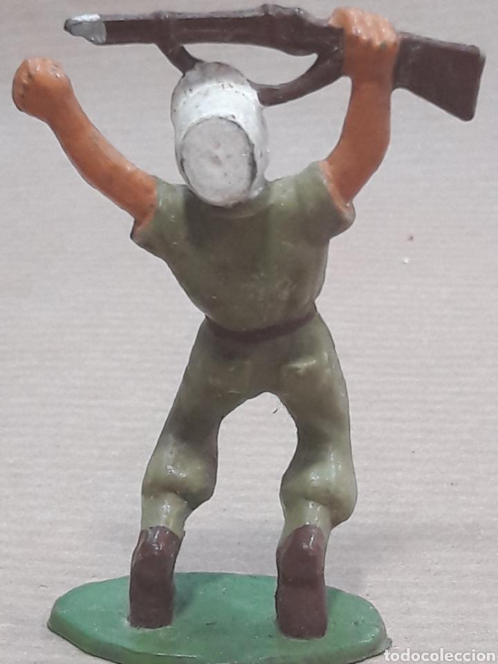 Figuras de Goma y PVC: GRAN LOTE GUERRA MUNDIAL STARLUX FRANCIA - Foto 15 - 175835352