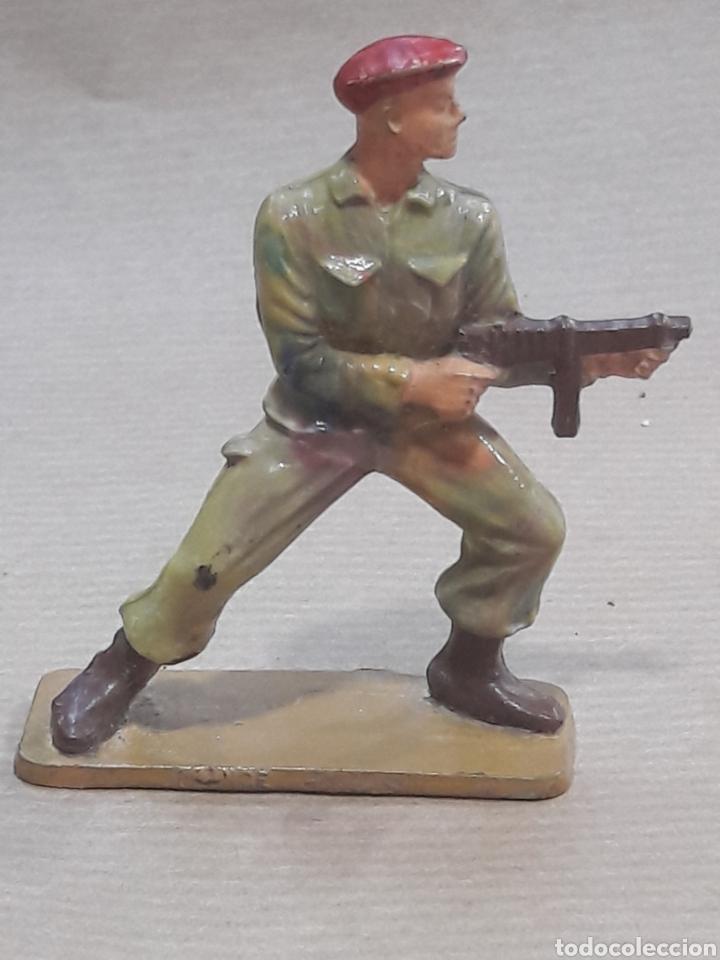 Figuras de Goma y PVC: GRAN LOTE GUERRA MUNDIAL STARLUX FRANCIA - Foto 16 - 175835352