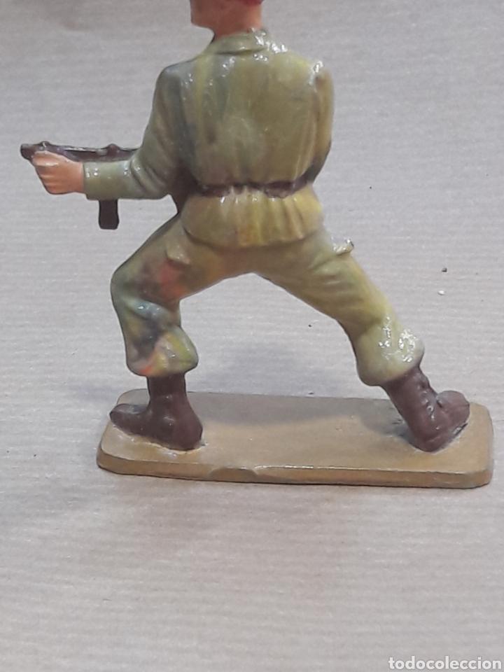Figuras de Goma y PVC: GRAN LOTE GUERRA MUNDIAL STARLUX FRANCIA - Foto 17 - 175835352
