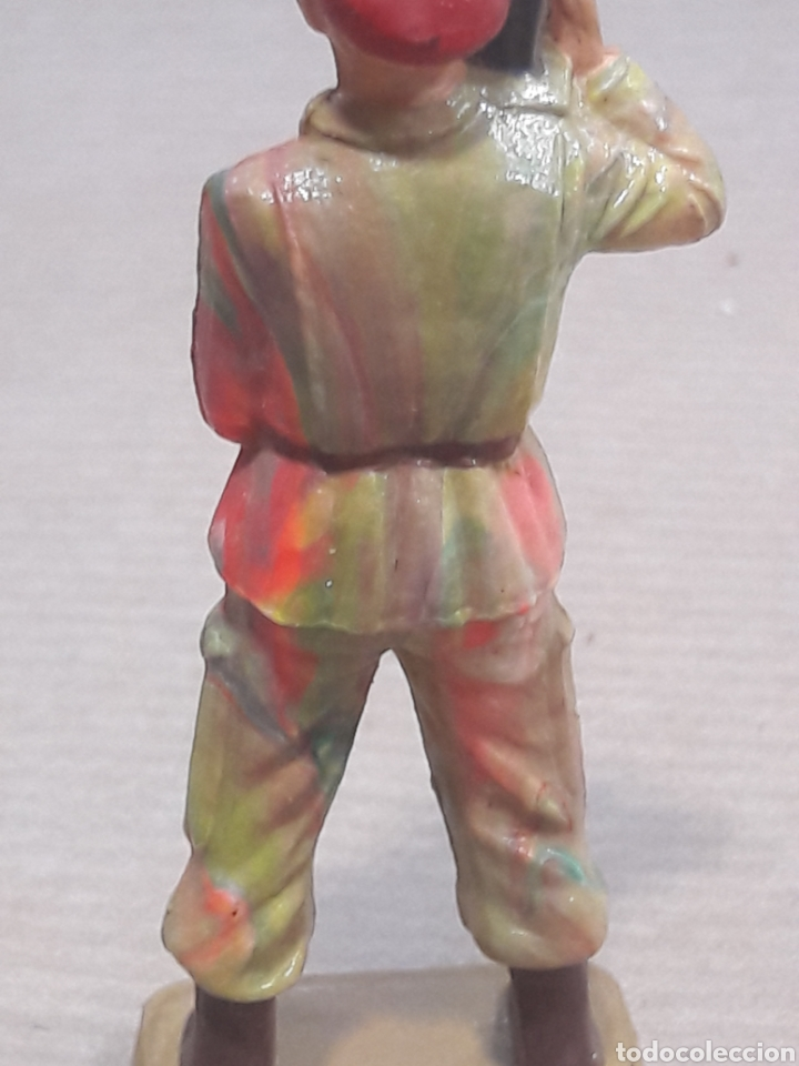 Figuras de Goma y PVC: GRAN LOTE GUERRA MUNDIAL STARLUX FRANCIA - Foto 19 - 175835352