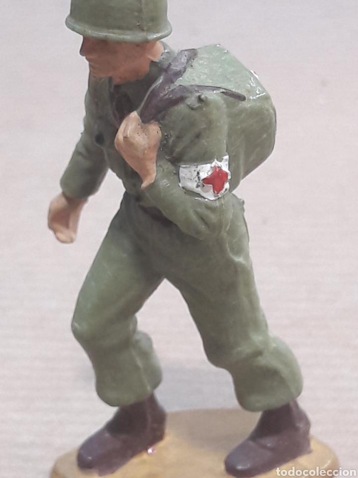 Figuras de Goma y PVC: GRAN LOTE GUERRA MUNDIAL STARLUX FRANCIA - Foto 20 - 175835352