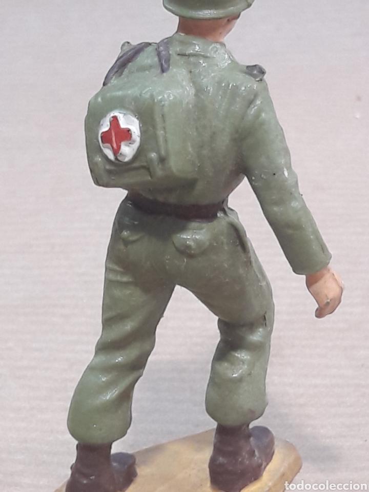 Figuras de Goma y PVC: GRAN LOTE GUERRA MUNDIAL STARLUX FRANCIA - Foto 21 - 175835352