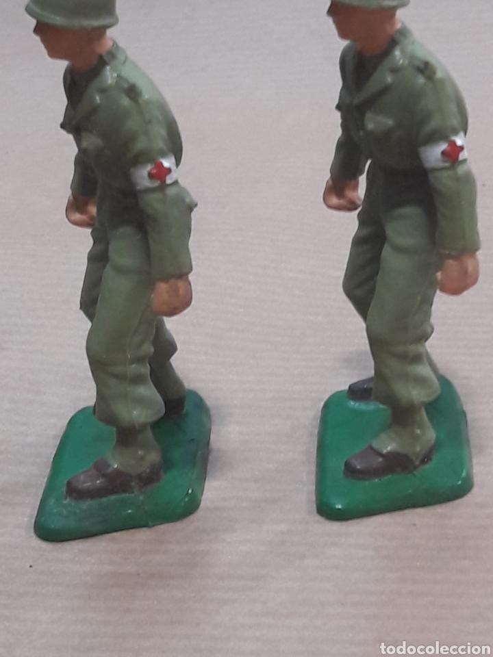 Figuras de Goma y PVC: GRAN LOTE GUERRA MUNDIAL STARLUX FRANCIA - Foto 22 - 175835352