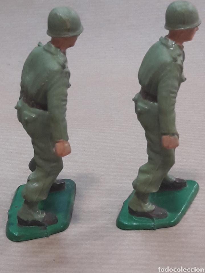 Figuras de Goma y PVC: GRAN LOTE GUERRA MUNDIAL STARLUX FRANCIA - Foto 23 - 175835352