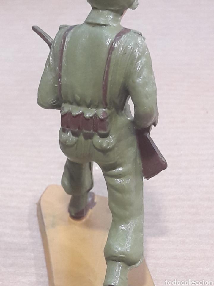 Figuras de Goma y PVC: GRAN LOTE GUERRA MUNDIAL STARLUX FRANCIA - Foto 25 - 175835352