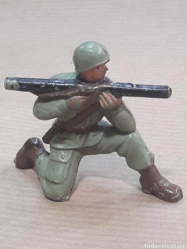 Figuras de Goma y PVC: GRAN LOTE GUERRA MUNDIAL STARLUX FRANCIA - Foto 28 - 175835352