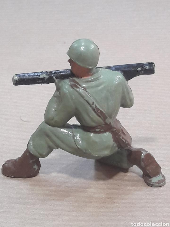 Figuras de Goma y PVC: GRAN LOTE GUERRA MUNDIAL STARLUX FRANCIA - Foto 29 - 175835352