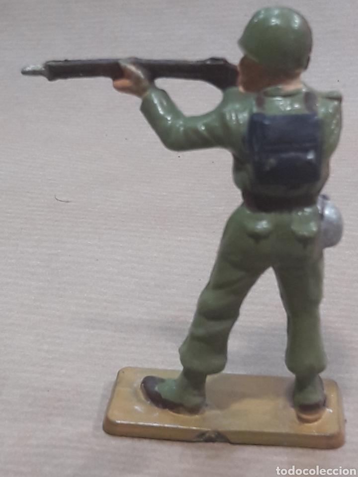 Figuras de Goma y PVC: GRAN LOTE GUERRA MUNDIAL STARLUX FRANCIA - Foto 31 - 175835352
