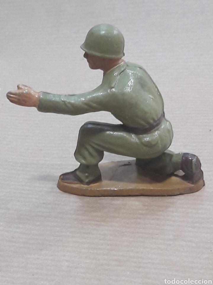 Figuras de Goma y PVC: GRAN LOTE GUERRA MUNDIAL STARLUX FRANCIA - Foto 37 - 175835352