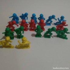 Figuras de Goma y PVC: LEER* CEREALES MUÑECOS MUÑECO KELLOGGS PROMOCIONAL MERCHANDISING KELLOGG RICE PVC DUNKIN FIGURAS. Lote 175837367