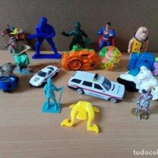 Figuras de Goma y PVC: LOTE 002 JUGUETES VARIADOS. Lote 175838390