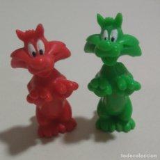 Figuras de Goma y PVC: LEER* FIGURAS WEETOS LOONEY TUNES TOONS WARNER PROMOCIONAL CEREALES SILVESTRE DUNKIN PVC GOMA GATO. Lote 175842523