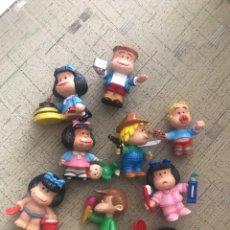 Figuras de Goma y PVC: LOTE DE MAFALDA COMICS SPAIN FIGURA PVC. Lote 141725421