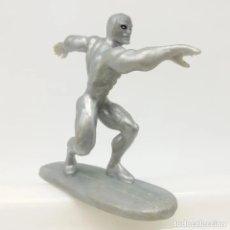 Figuras de Goma y PVC: SILVER SURFER MARVEL DE YOLANDA. Lote 175877810