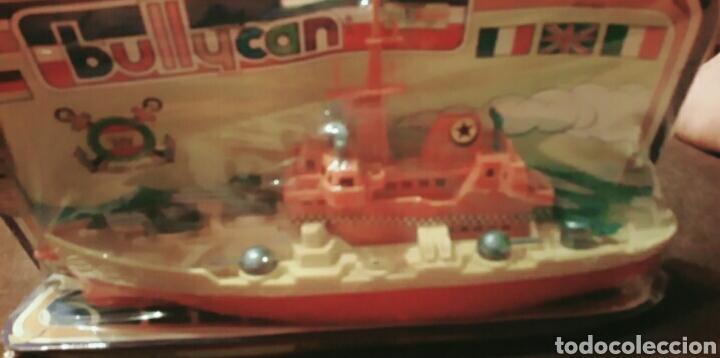 Figuras de Goma y PVC: Barco Bullycan Acorazado, ref. 316,7 sin abrir. Mide 28 cm. - Foto 4 - 175888233