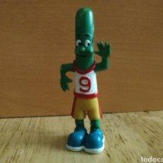 Figuras de Goma y PVC: FIGURA PVC PANDILLA VEGETAL PEPINO COMICS SPAIN. Lote 175901552