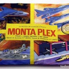 Figuras de Goma y PVC: MONTAPLEX - SOBRE CERRADO SIN ABRIR - Nº425 - MODELOS A ESCALA - MONTA PLEX. Lote 175951734