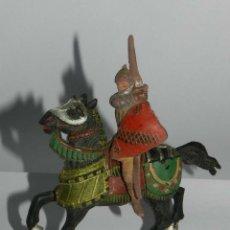 Figuras de Goma y PVC: FIGURA DE CRUZADO DE REAMSA, REALIZADOS EN GOMA. TAL Y COMO SE VE EN LAS FOTOGRAFIAS PUESTAS.. Lote 175956345