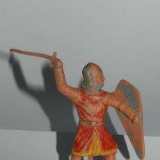 Figuras de Goma y PVC: FIGURA DE MEDIEVAL REALIZADO EN PLASTICO, TAL Y COMO SE VE EN LAS FOTOGRAFIAS PUESTAS.. Lote 175961014