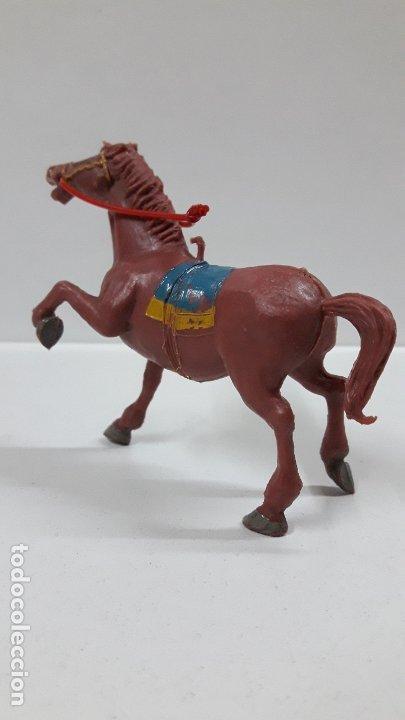 Figuras de Goma y PVC: CABALLO . REALIZADO POR ESTEREOPLAST . AÑOS 60 - Foto 3 - 175961720