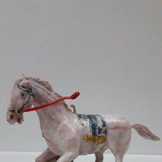 Figuras de Borracha e PVC: CABALLO . REALIZADO POR ESTEREOPLAST . AÑOS 60. Lote 175961844