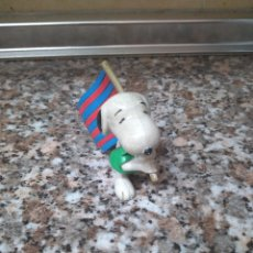 Figuras de Goma y PVC: FIGURA SNOOPY COMICS SPAIN 58 -66. Lote 176030439