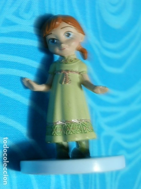 Figura Anna De Frozen Disney Buy Other Rubber And Pvc Figures At