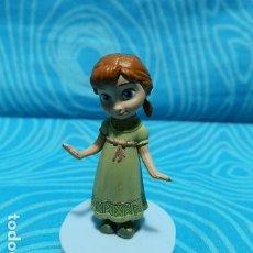 Figuras de Goma y PVC: FIGURA ANNA DE FROZEN DISNEY . Lote 176074117