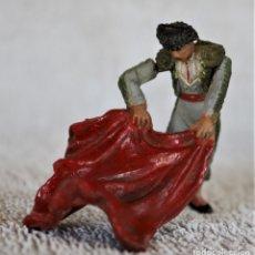 Figuras de Goma y PVC: TORERO MÓVIL- TEIXIDÓ -. Lote 176079202