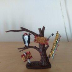 Figuras de Goma y PVC: CARTEL OESTE INDIOS Y VAQUEROS BRITAIN'S . Lote 176086334