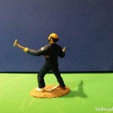 Figuras de Goma y PVC: CABO SCHIESS; GUERRAS ZULUS. Lote 176089684