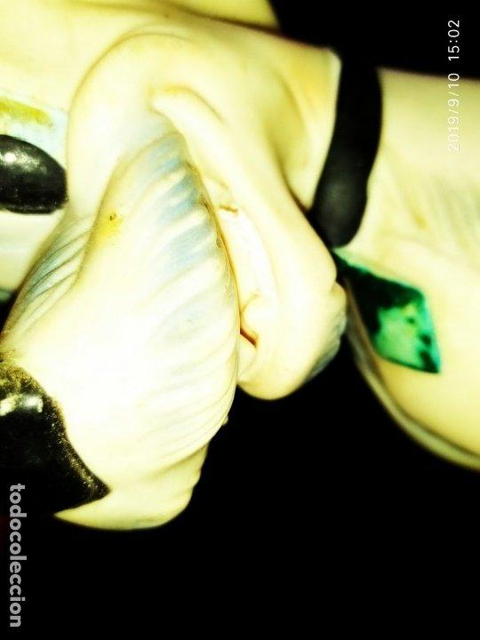 Figuras de Goma y PVC: FIGURA DE GOMA PLÁSTICO CHILLÓN SONORO FAMOSA GOLFO LA DAMA Y EL VAGABUNDO AÑOS 60/70 ÚNICO - Foto 18 - 176090374