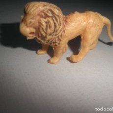 Figuras de Goma y PVC: LEON JECSAN O PECH. Lote 176103380