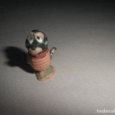 Figuras de Goma y PVC: DUNKIN LAGARTO TRANQUILO (¿JUANCHO?). MUY ANTIGUA Y RARA. HANNA BARBERA.. Lote 176105982
