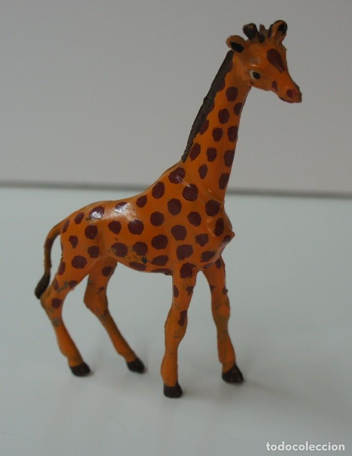 Figuras de Goma y PVC: FIGURA JIRAFA MARCA PECH . - Foto 2 - 176117943
