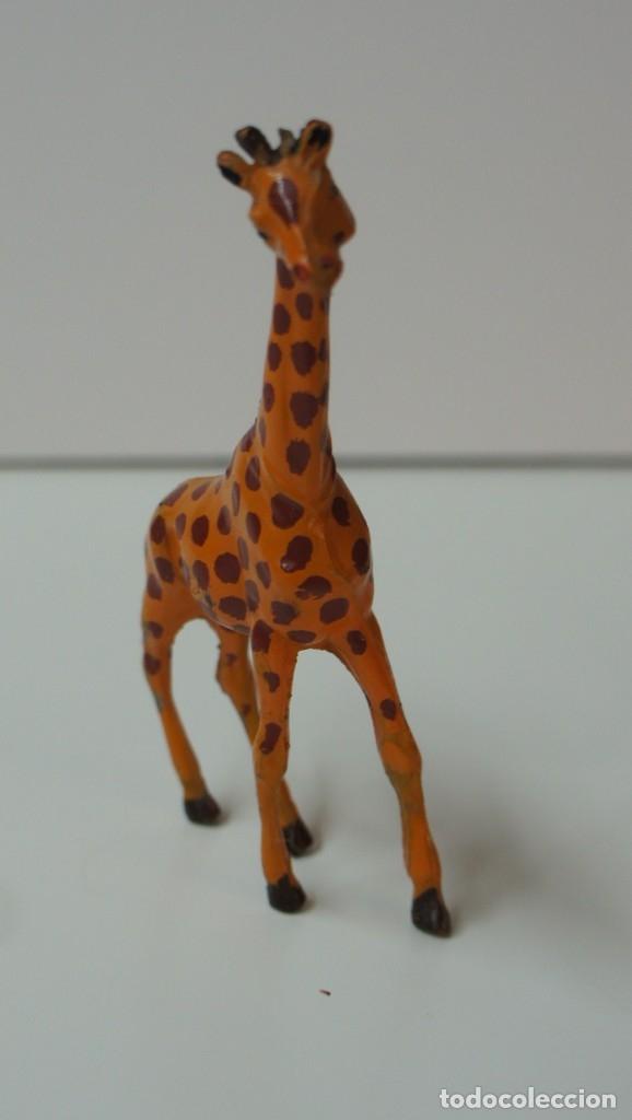 Figuras de Goma y PVC: FIGURA JIRAFA MARCA PECH . - Foto 4 - 176117943