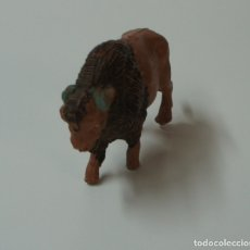 Figuras de Goma y PVC: FIGURA BÚFALO MARCA PECH .. Lote 176118125