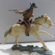 Figuras de Goma y PVC: FIGURA BRITAIN'S INDIO OESTE FART WEST . Lote 176125468
