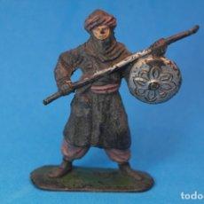 Figuras de Goma y PVC: ANTIGUA FIGURA EN PLASTICO. GUERRERO SERIE BEN YUSUF JECSAN.. Lote 176179425