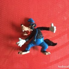 Figuras de Goma y PVC: LOBO FEROZ DE LOS 3 CERDITOS. BULLYLAND WALT DISNEY. Lote 176417489