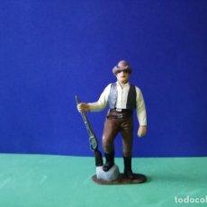 Figuras de Goma y PVC: FIGURA HOSS CARTWRIGHT. JECSAN. Lote 176419163