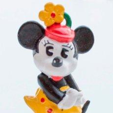Figuras de Goma y PVC: FIGURA DE MINNIE MOUSE. DISNEY. 6,8 CMS. Lote 176467389