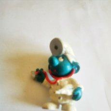 Figuras de Goma y PVC: PITUFO DOCTOR O MEDICO. Lote 176483093