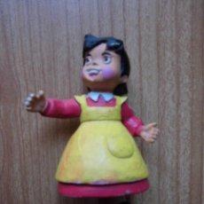 Figuras de Goma y PVC: FIGURA PVC HEIDI COMICS SPAIN DEFECTUOSA. Lote 176499809
