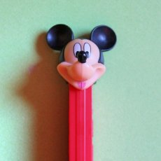 Dispensador Pez: DISPENSADOR PEZ MICKEY MOUSE. Lote 176541025