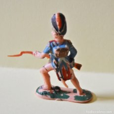 Figuras de Goma y PVC: SOLDADO NAPOLEONICO - REAMSA - REF. 244 - ALGO DESPINTADO. Lote 176542692